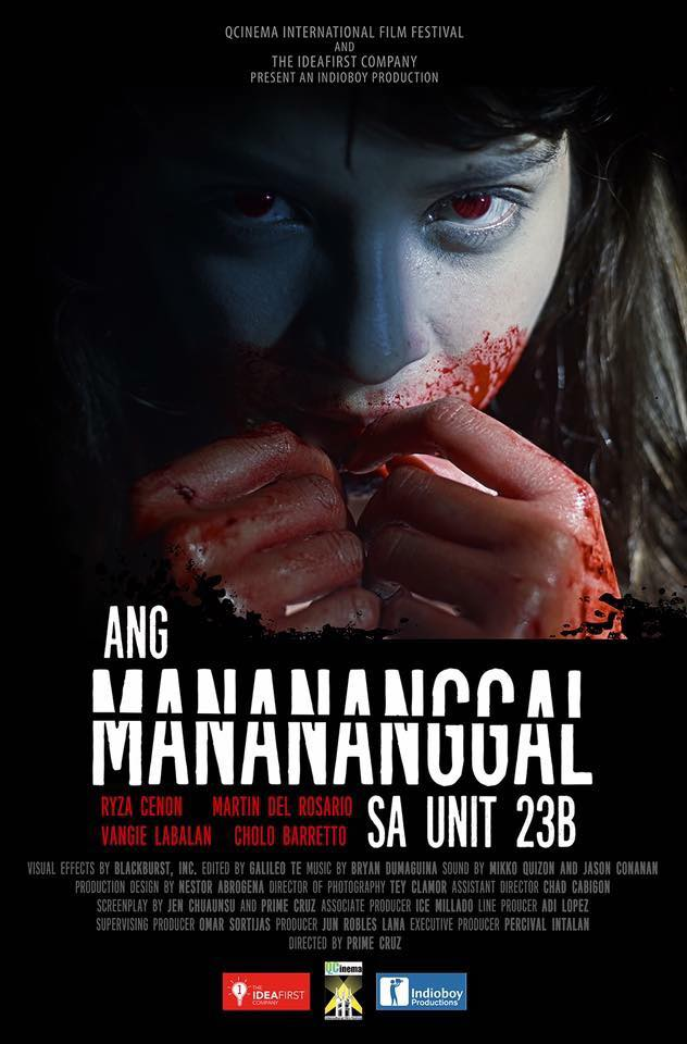 Ang Manananggal sa Unit 23B Poster 000