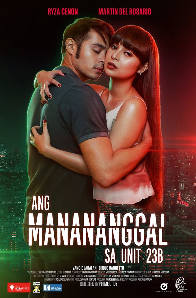 Ang Manananggal sa Unit 23B Poster