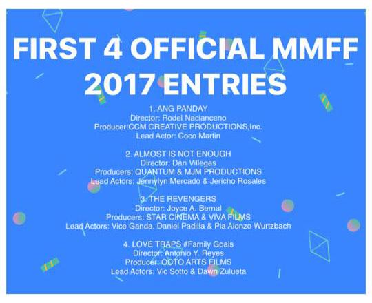MMFF 2017