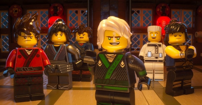 The Lego Ninjago 01