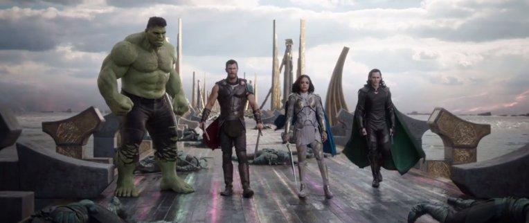 Thor Ragnarok SDCC