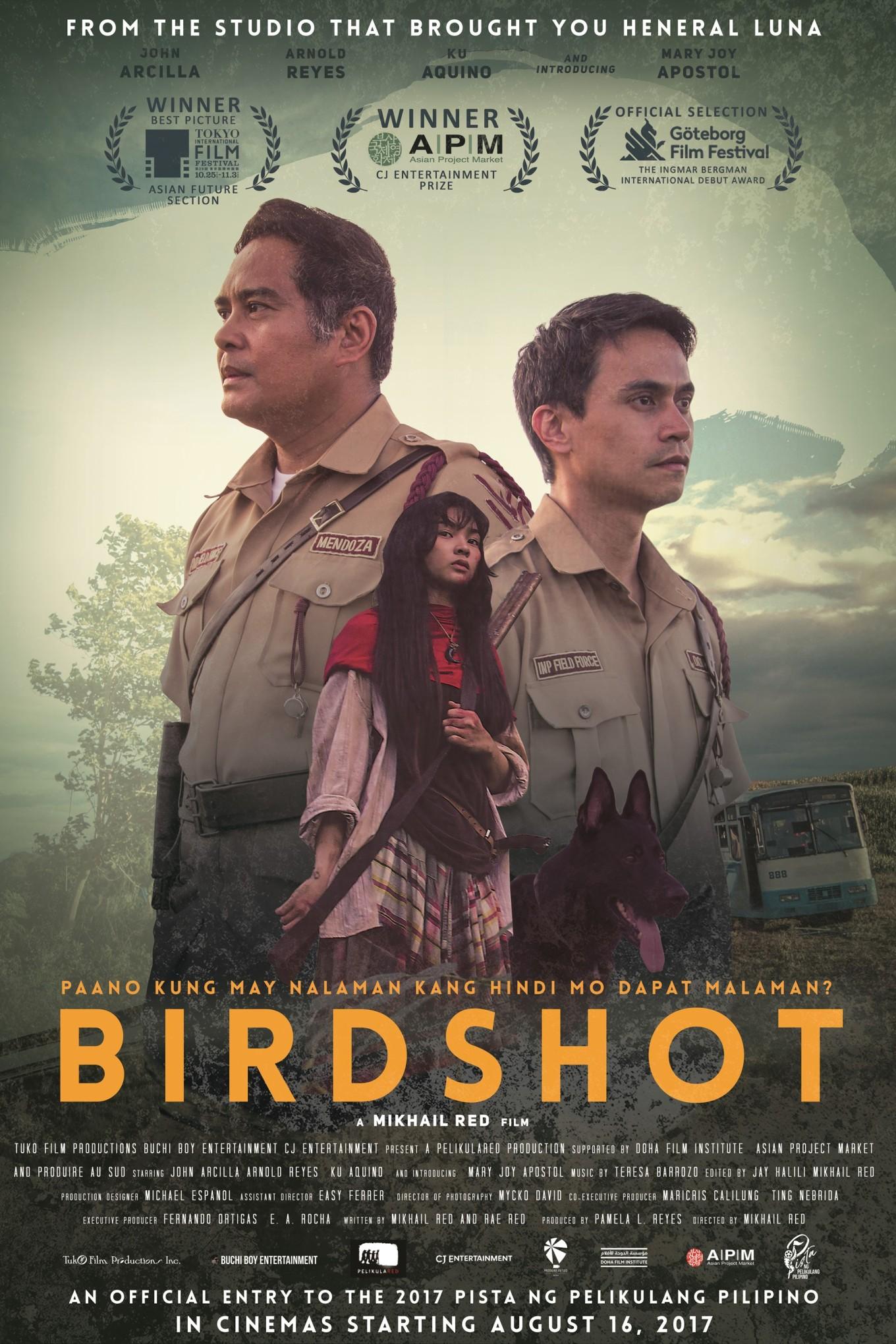Birdshot LARGE