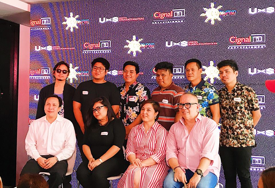 CineFilipino 2018 Directors