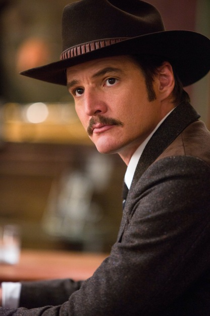 "Pedro Pascal stars in Twentieth Century Fox's ""Kingsman: The Golden Circle."""