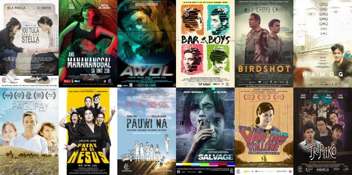 Pista ng Pelikulang Pilipino Posters