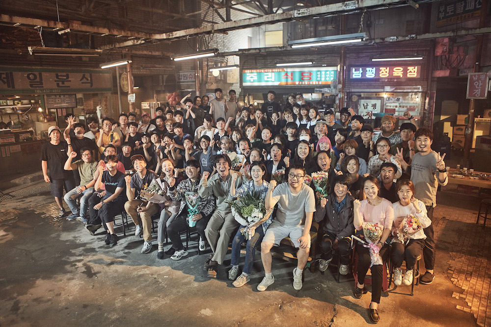 Psychokinesis Filming Wraps Up
