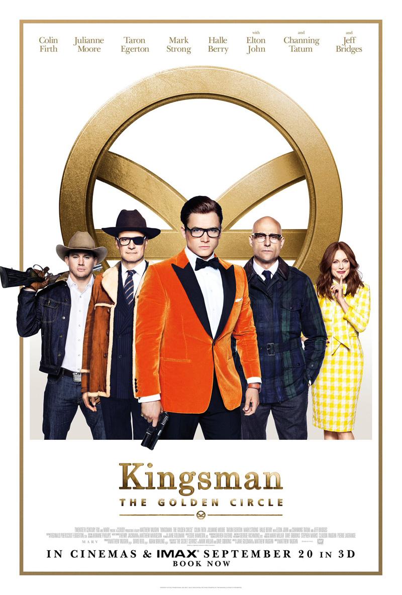 20 Kingsman