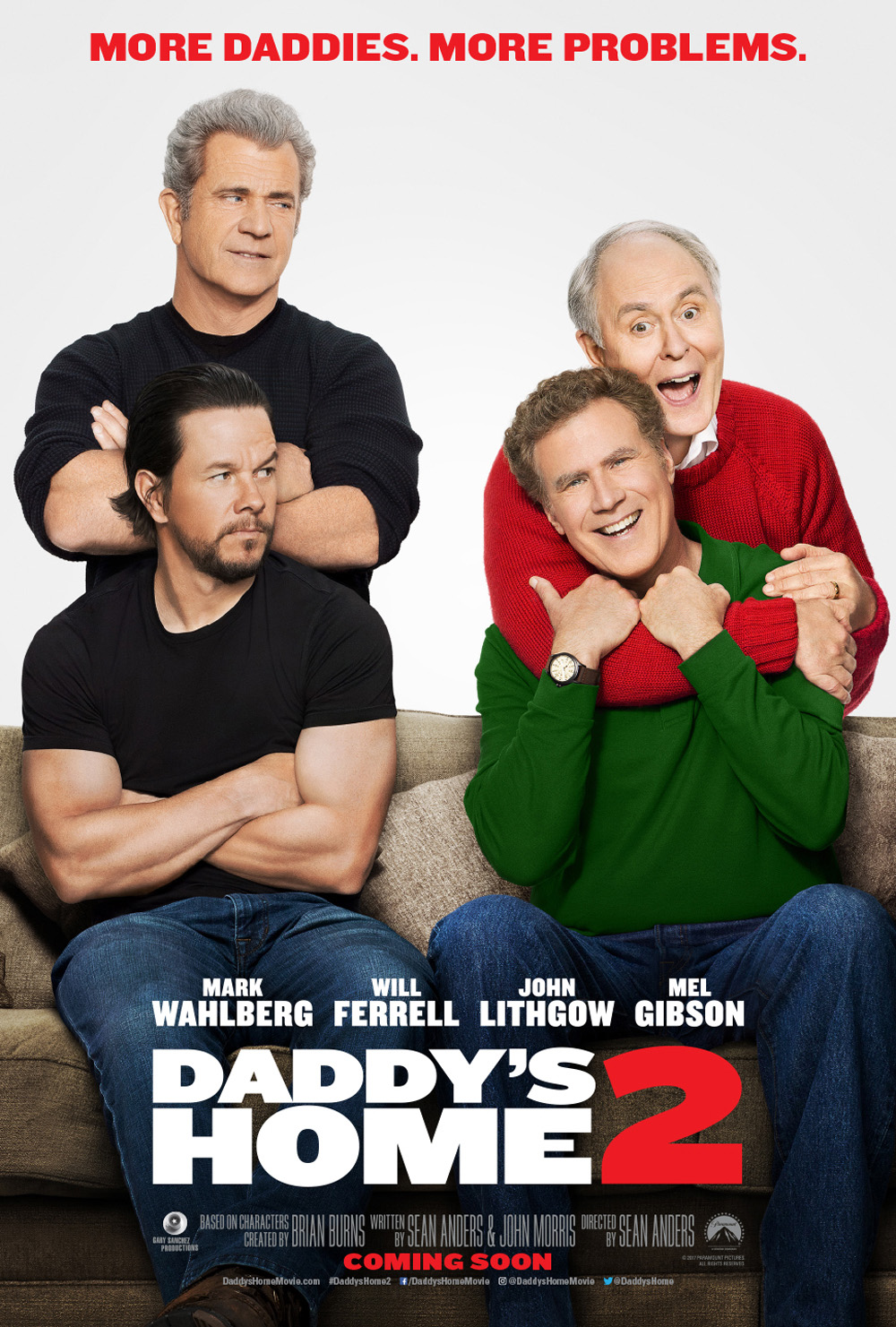 DADDY'S HOME2_Poster1