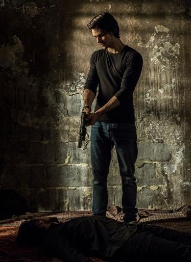 Dylan O'Brien as Mitch Rapp