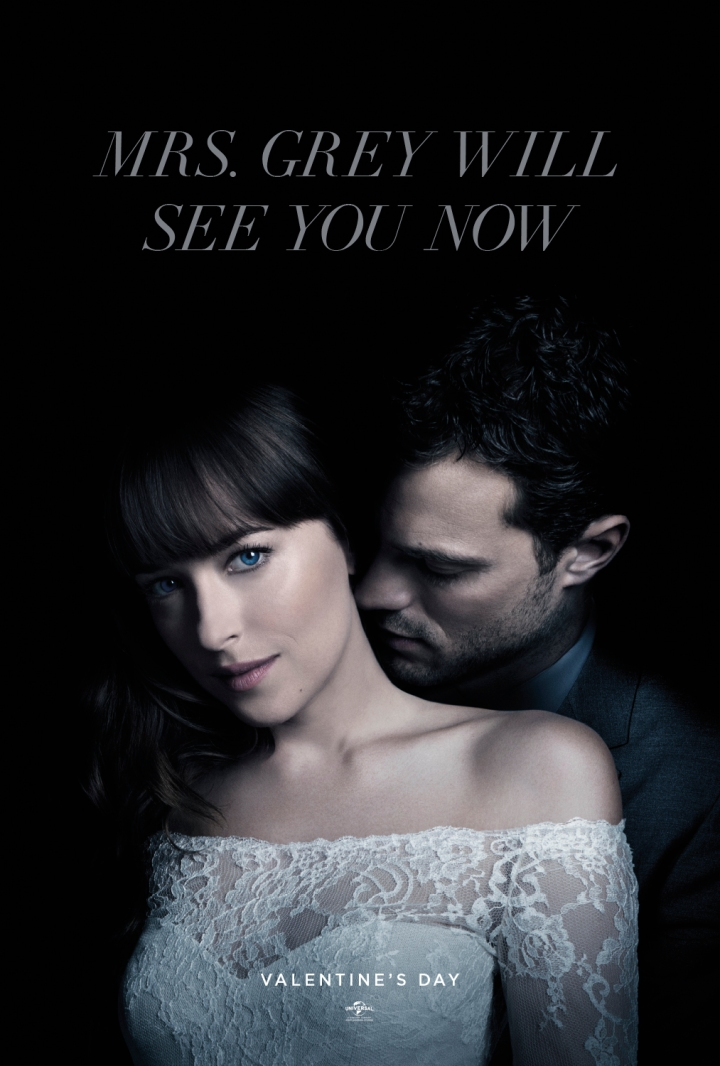 FIFTY SHADES FREED - Teaser Poster
