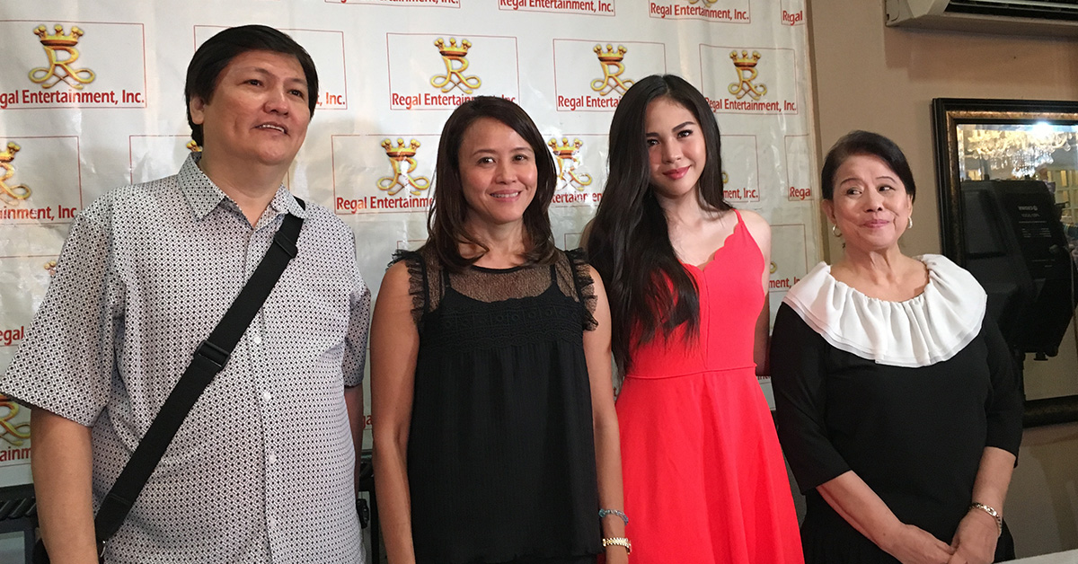 Janella Salvador Regal