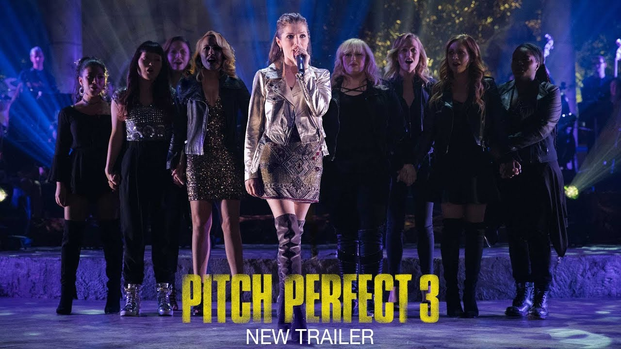 Pitch Perfect 3 New Trailer