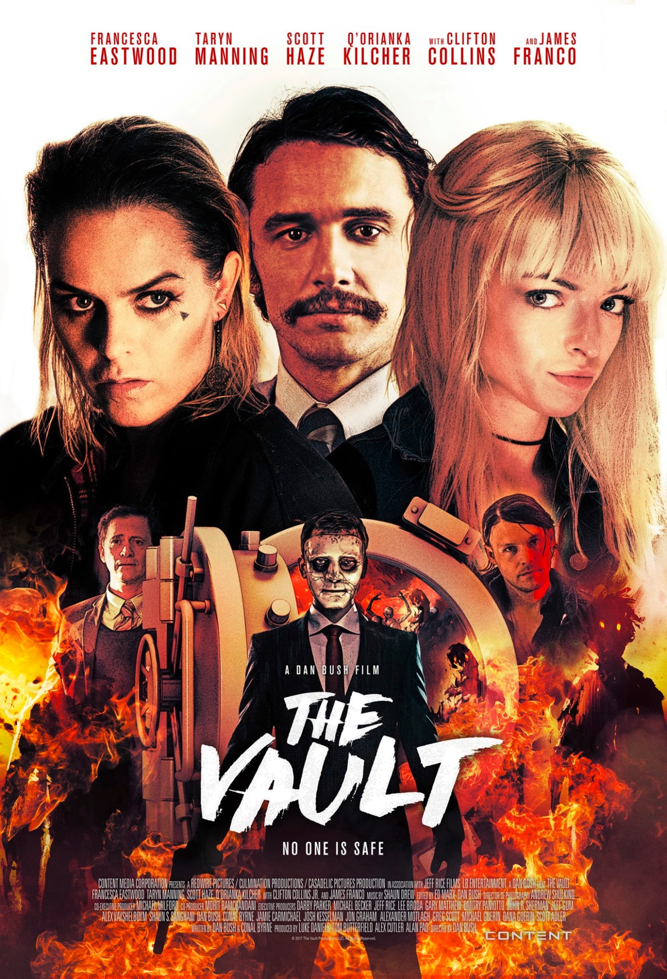 THE VAULT_poster
