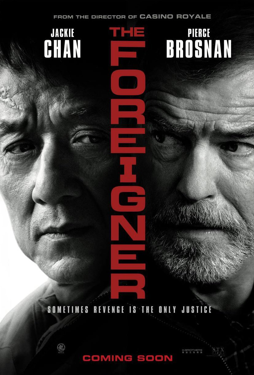 18 The Foreigner