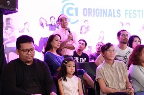 C1 Originals 2017 presscon 1