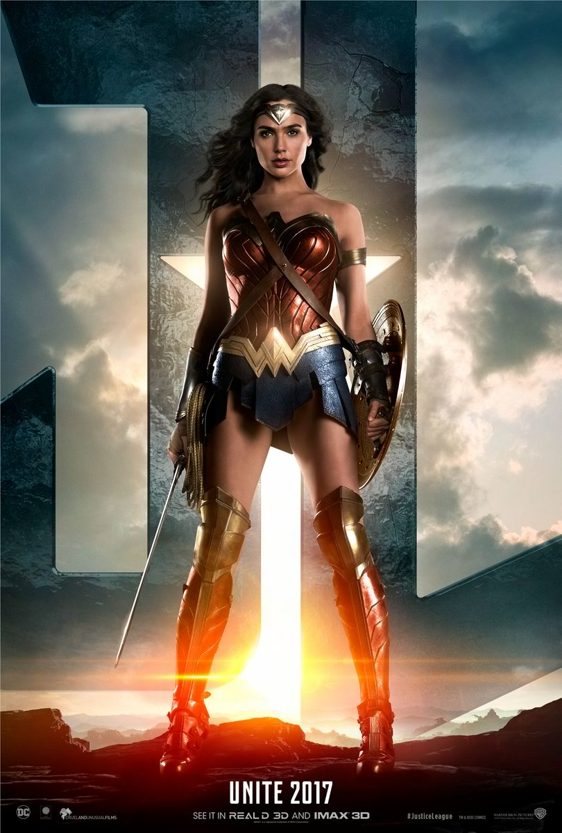 justice-league-wonder-woman-poster