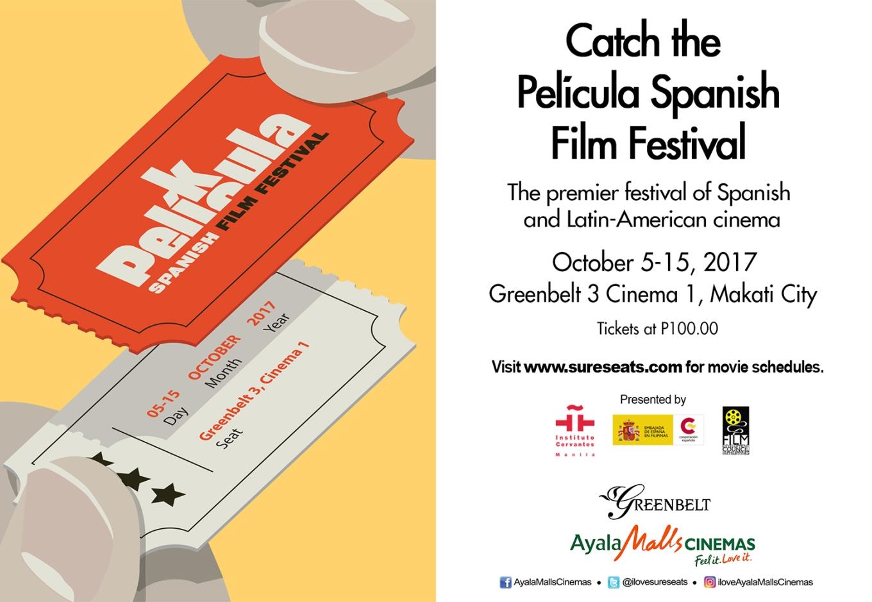 Spanish Film Fest - Email Blast
