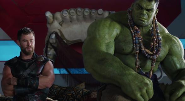 Thor Ragnarok 00
