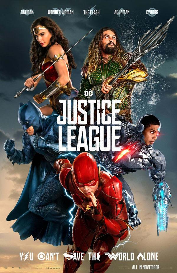 16 Justice League