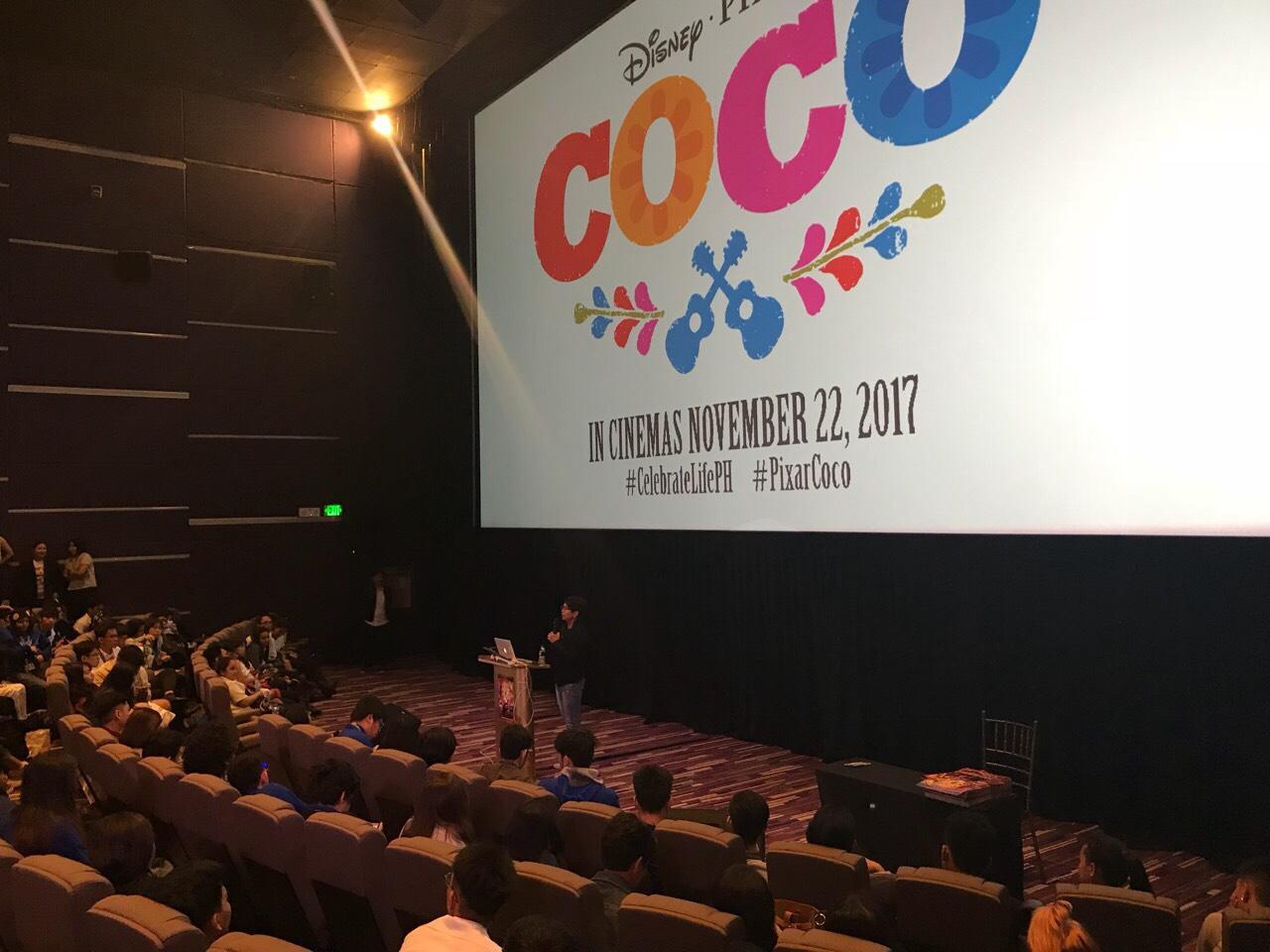 Animation Workshop with Pixar animator Gini Santos