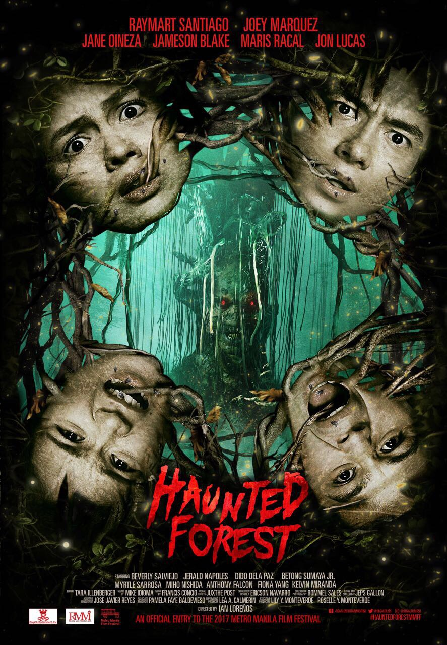 25 Haunted Forest
