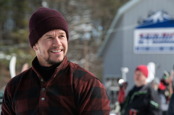 Mark Wahlberg plays Dusty in Daddy's Home 2 from Paramount Pictures.