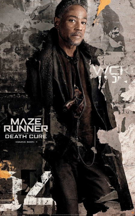 Giancarlo Esposito in MAZE RUNNER THE DEATH CURE