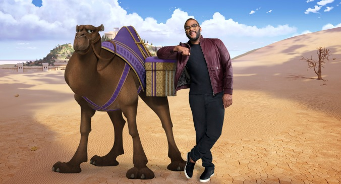 Tyler Perry voices Cyrus for Sony Pictures Animations' THE STAR.