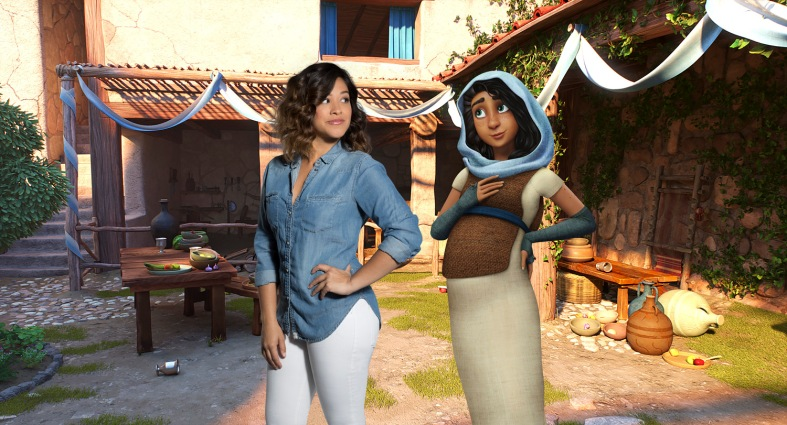 Gina Rodriguez voices Mary for Sony Pictures Animations' THE STAR.
