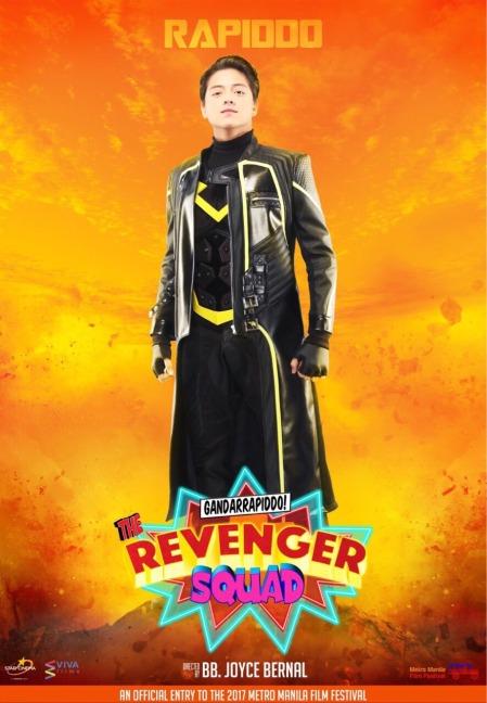 The Revenger Squad (1)
