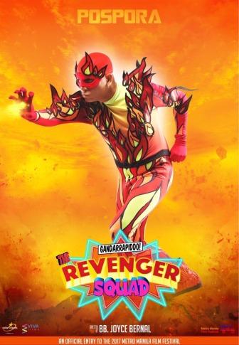 The Revenger Squad (10)