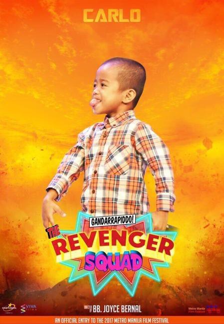 The Revenger Squad (3)