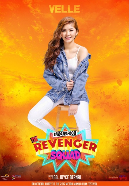 The Revenger Squad (4)