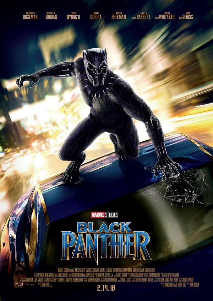 14 Black Panther