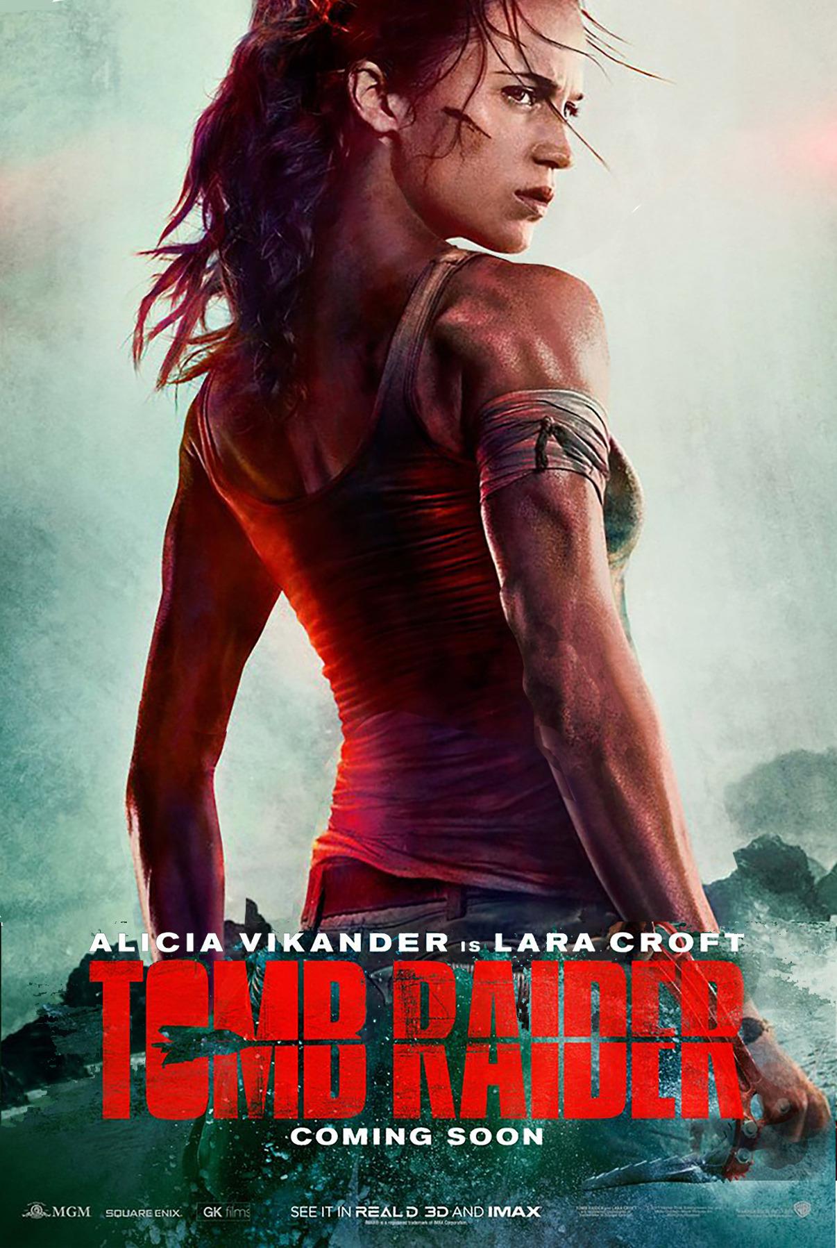 15 Tomb Raider