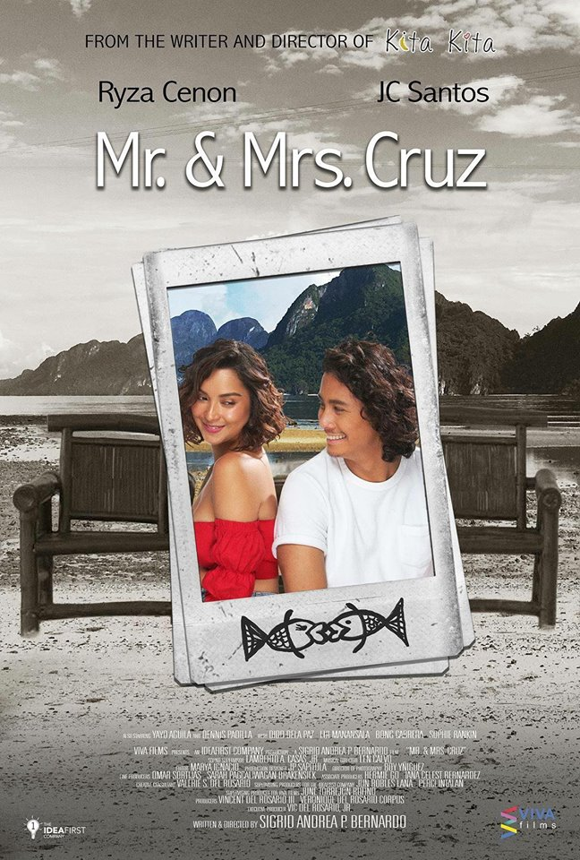 24 Mr and Mrs Cruz