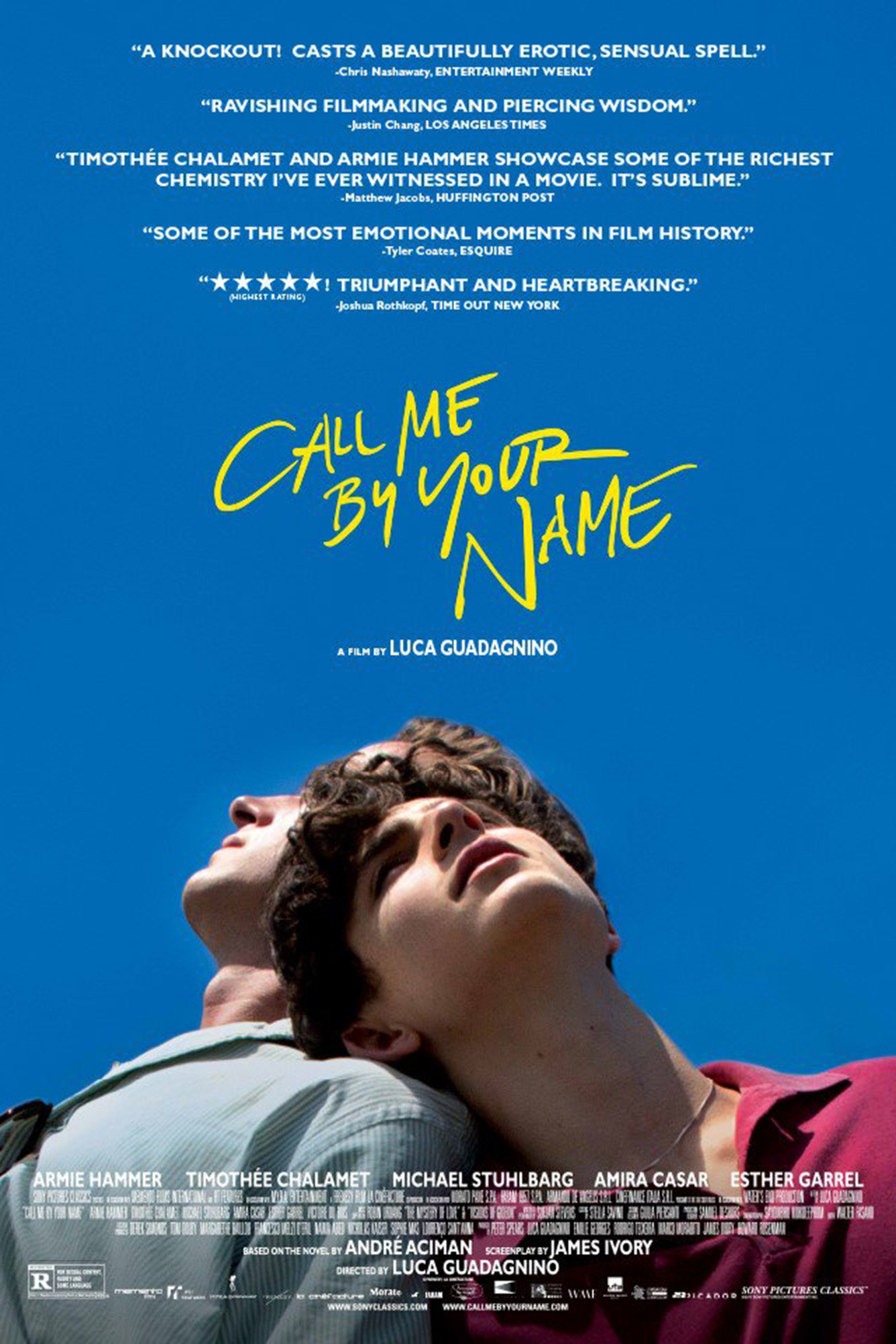 31 Call Me By Your Name