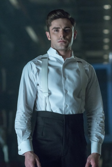 "Zac Efron stars in Twentieth Century Fox's ""The Greatest Showman."""