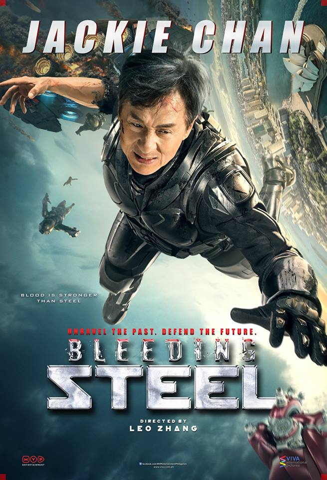 21 Bleeding Steel