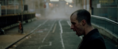 a scene from THE CURED