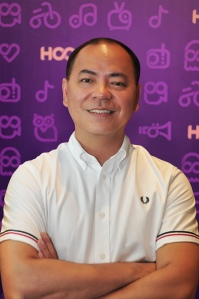 Jeffrey Remigio HOOQ Philippines Content and Programming Head