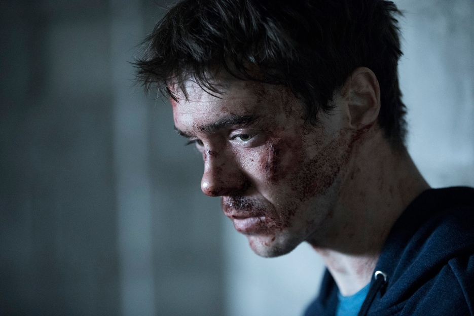 sam keeley stars in THE CURED
