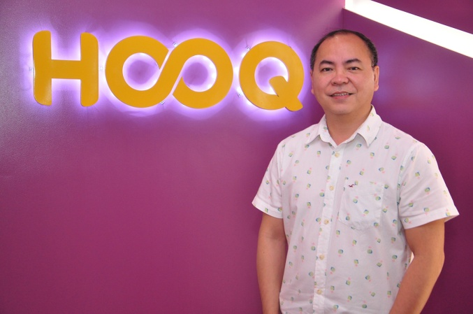 Jeffrey Remigio - Content and Programming Head, HOOQ PH