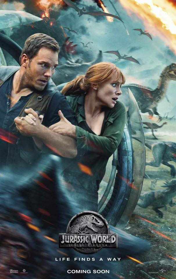 6 Jurassic World Fallen Kingdom