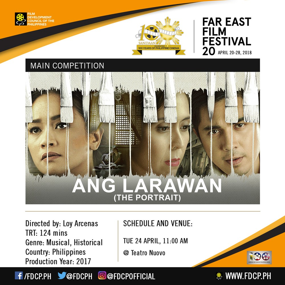 Ang Larawan (The Portrait)