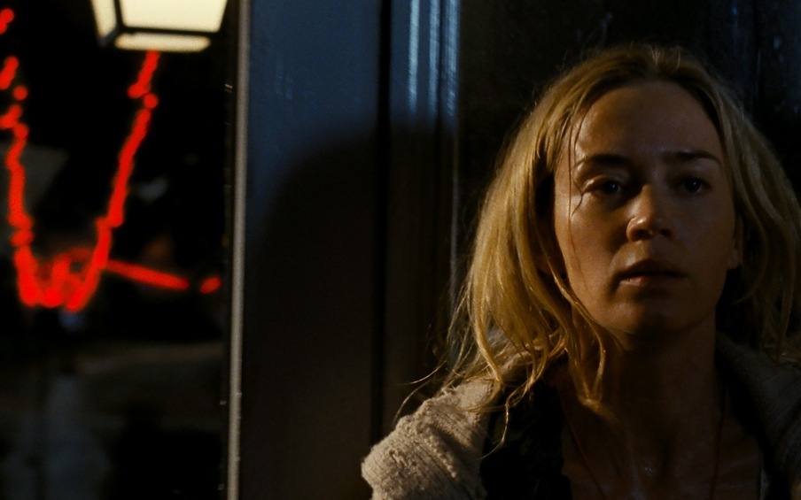 Emily Blunt plays Evelyn Abbott in A QUIET PLACE, from Paramount Pictures.
