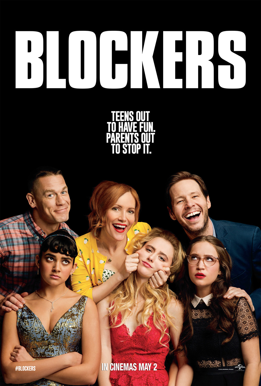 BLOCKERS - ONE SHEET