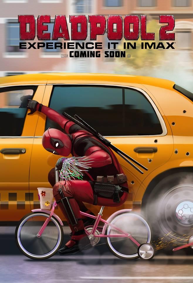 16 Deadpool 2