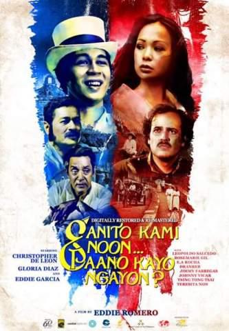 Ganito Kami Noon Paano Kayo Ngayon