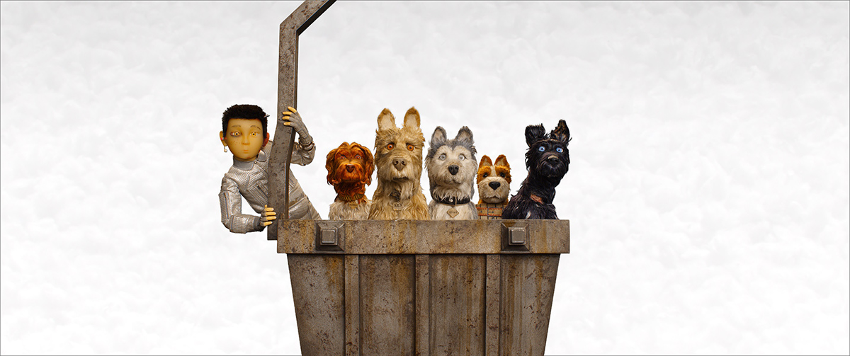 ISLE OF DOGS_